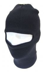 One hole thermal hat winter beanie balaclava hat